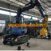 生产50-200吨轨道行走挖掘机自动刹车装置可加装轨道行走轮