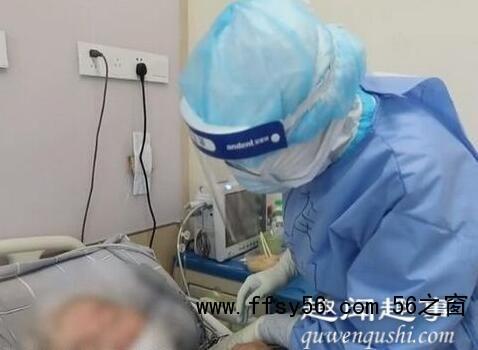 汶川地震获救女孩成了军队护士 实在太感人了