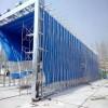 移动伸缩喷漆房结构特点及价格