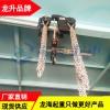 低净空手拉葫芦2吨*3米,隧道工程用低净空尺寸手拉葫芦