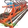高速公路滚轴式摊铺机混凝土三滚筒整平机水泥震动梁一次成型