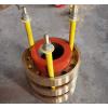 沈阳电机厂产绕线式转子电动机集电环YRKK710滑环