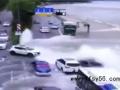 7辆车因钱塘江潮水漫堤受损获赔怎么回事?具体来龙去脉回顾
