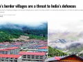 印度专家:中国扶贫威胁到了印度的国防