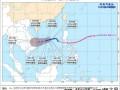 华南沿海和南海频遭强风雨,中央气象台今晨继续发布台风蓝色预警