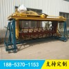 槽式翻抛机运行工艺技术将养粪污变废为宝