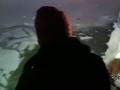 哈尔滨一冬泳爱好者不慎误入冰下失踪,搜救2天仍未找到