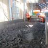 5万鸡场槽式翻抛机发酵槽土建、翻抛高度与宽度设计
