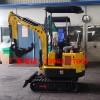 先导小型挖掘机 沟槽小型挖掘机 履带液压小型挖掘机