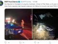 特斯拉开启辅助驾驶却撞上路边警车 一周内二度遭官方介入调查