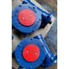 QDX3-D3蝶阀执行器,DN300蝶阀涡轮头 电动减速机