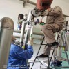 负压除菌过滤器  负压废气排放消毒灭菌器