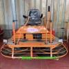 2米直径的座驾式收光机混凝土提浆打磨机坐人式双盘磨光机