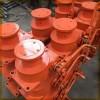 蓝江120型蜗轮卷筒输送皮带涡轮式张紧装置