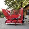 二次粉碎青储机 小型秸秆回收机 牧草秸秆粉碎机