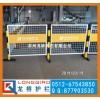 苏州电力护栏 苏州电厂检修防护栏 龙桥订制双面专属LOGO板