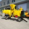 沥青自制混合料搅拌机 1.5方沥青搅拌车沥青拌合机