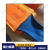 织带编织时夹线器的影响