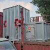 焦化厂地面站焦炉焦侧除尘器现场技术安装示意图