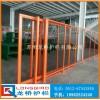 青海自动化设备铝防护栏流水线防护栏工业铝合金型材镀锌网 龙桥