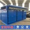 煤粉料仓单机布袋除尘器5000风量风机选型安装技术